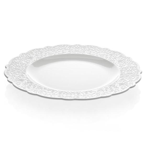 Dressed Dinner Plate