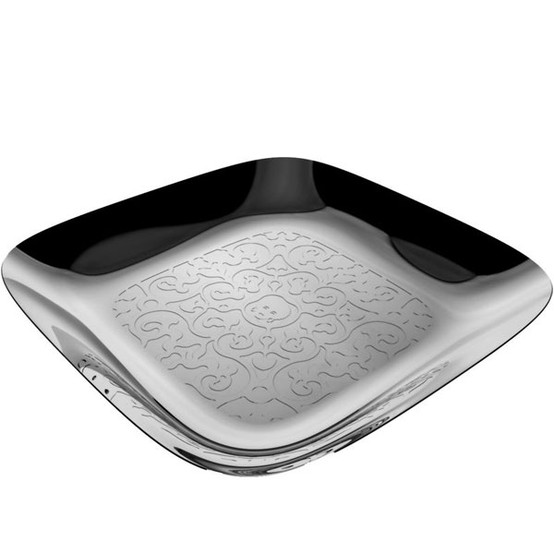 Dressed Square Tray