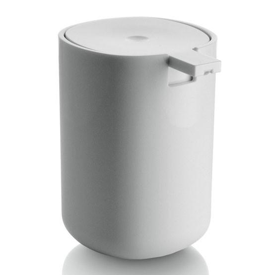 Birillo Liquid Soap Dispenser in White