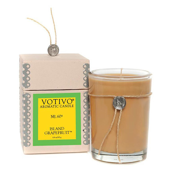 Island Grapefruit Scented Candle