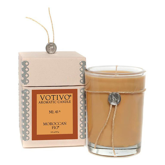 Moroccan Fig Scented Candle