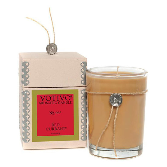 Red Currant Scented Candle