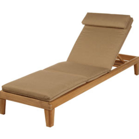 Standard Sun Lounger Cushion