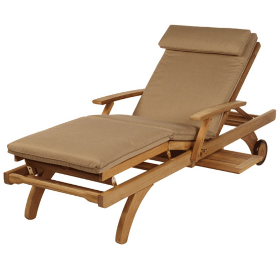 DeLuxe Sun Lounger Cushion