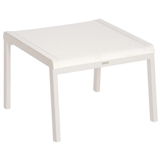 Aura Aluminum Deep Seating Footstool