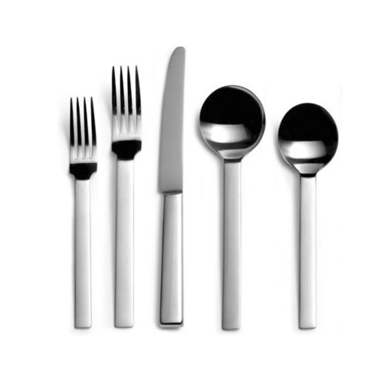 Odeon Stainless Steel 5 piece Place Setting