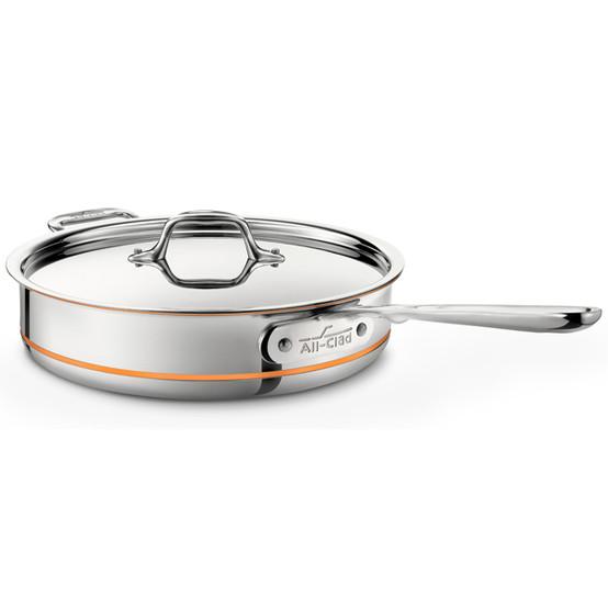 Copper Core 3 Qt. Saute Pan w/ Lid