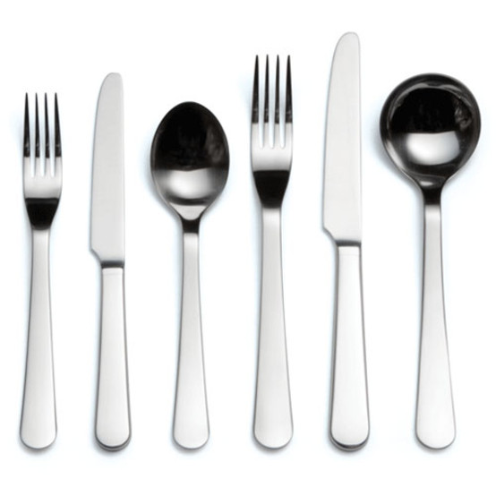 Chelsea Stainless Steel 6 piece Place Setting
