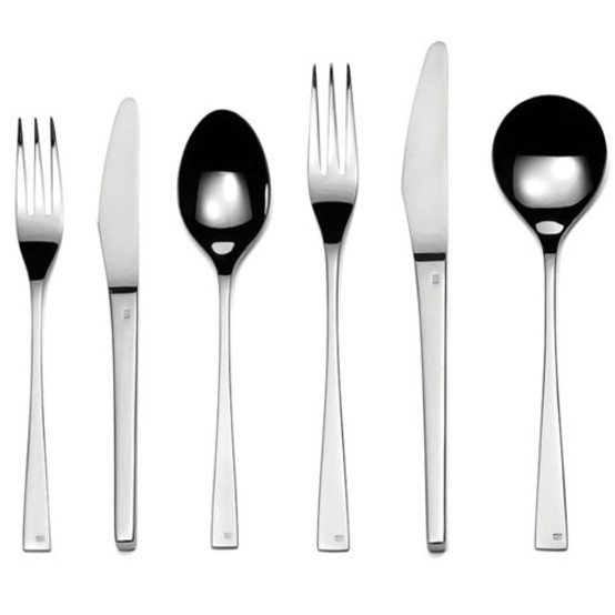 Embassy Stainless Steel 6 piece Place Setting