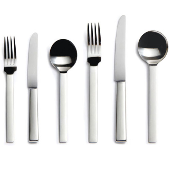 Odeon Stainless Steel 6 piece Place Setting