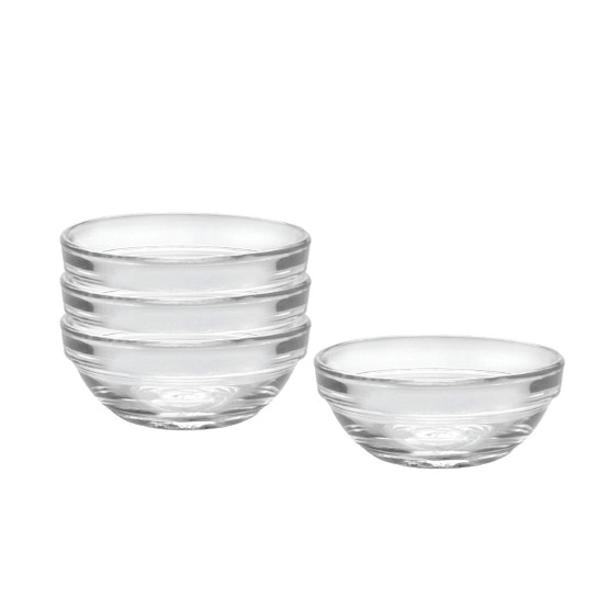 Lys Stackable Clear Bowl 1 oz