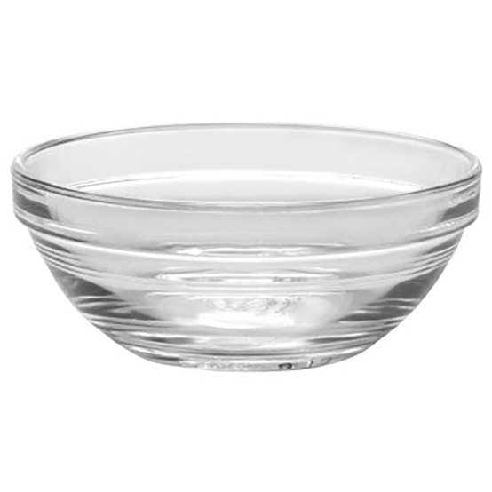 Lys Stackable Clear Bowl 2 oz