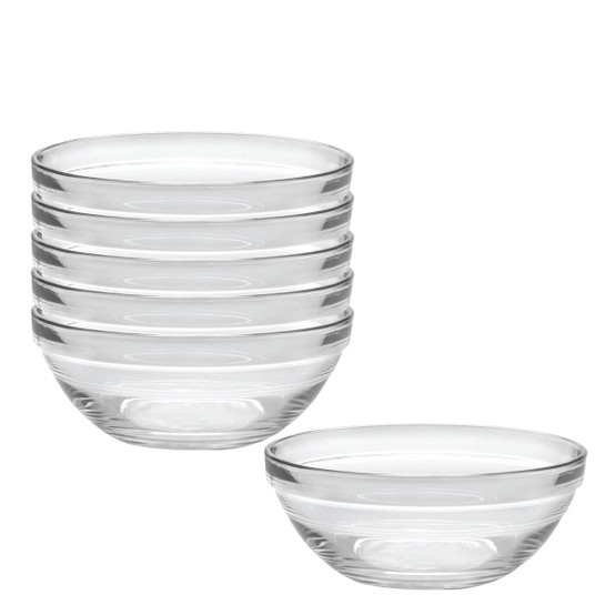 Lys Stackable Clear Bowl 4 oz