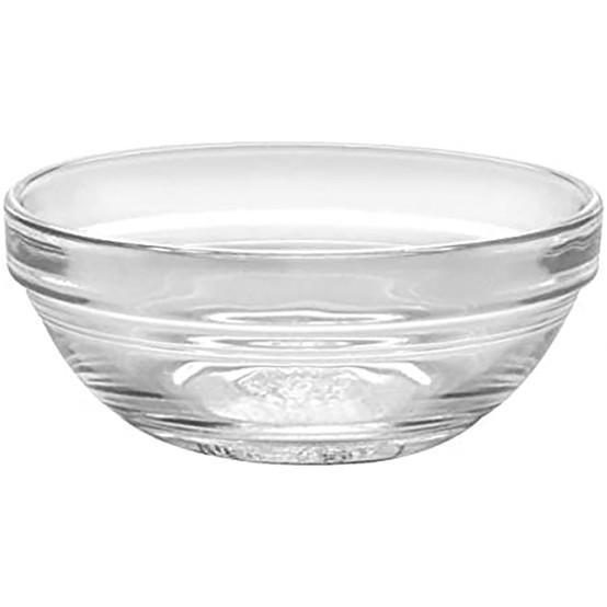 Lys Stackable Clear Bowl 1/2 qt