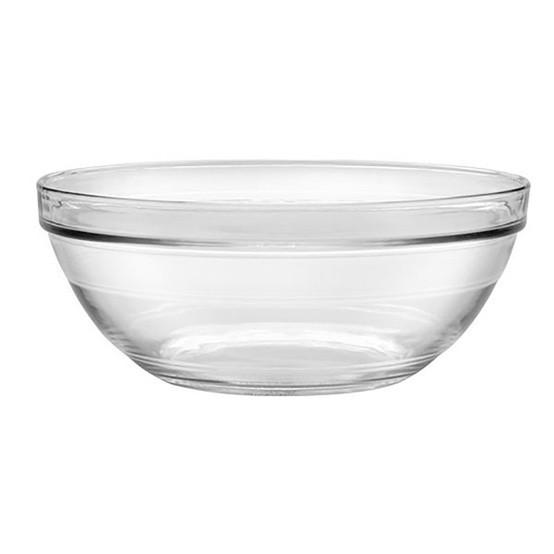 Lys Stackable Clear Bowl 3.5 qt