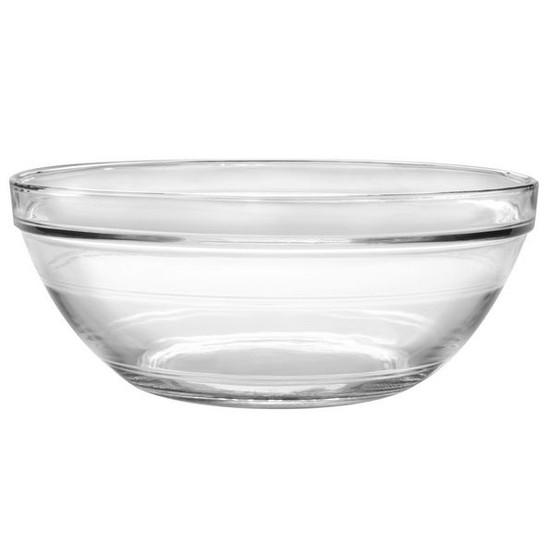 Lys Stackable Clear Bowl 6 qt