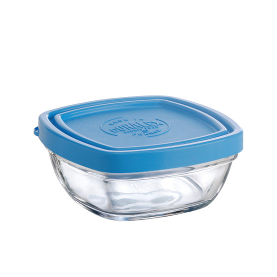 Lys Square Bowl with Lid 36oz