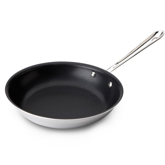 All Clad 10 Quot Nonstick Fry Pan