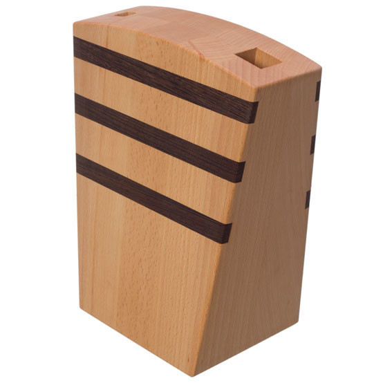 Magnetic Knife Block, empty