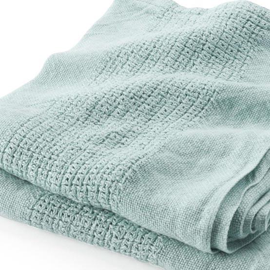 Leno Stripe Day Blanket