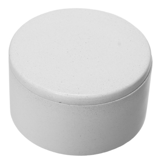 Small Salt Cellar - White