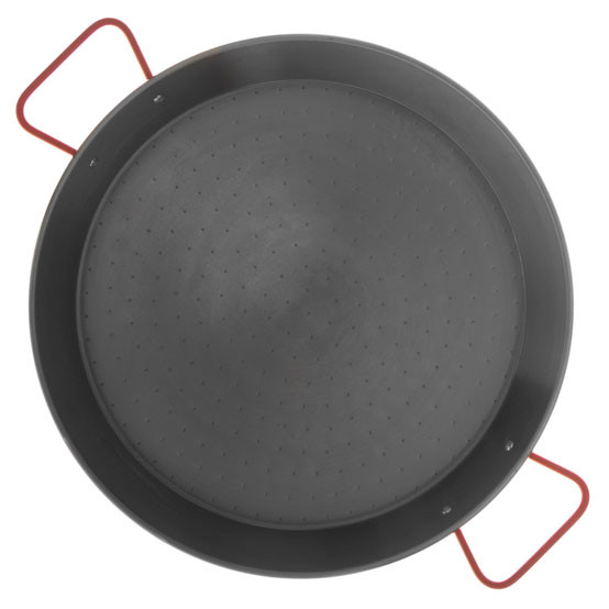 Paella Pan Carbon Steel 14in