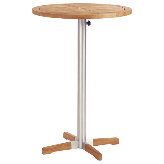 Equinox 27 Inch High Dining Table