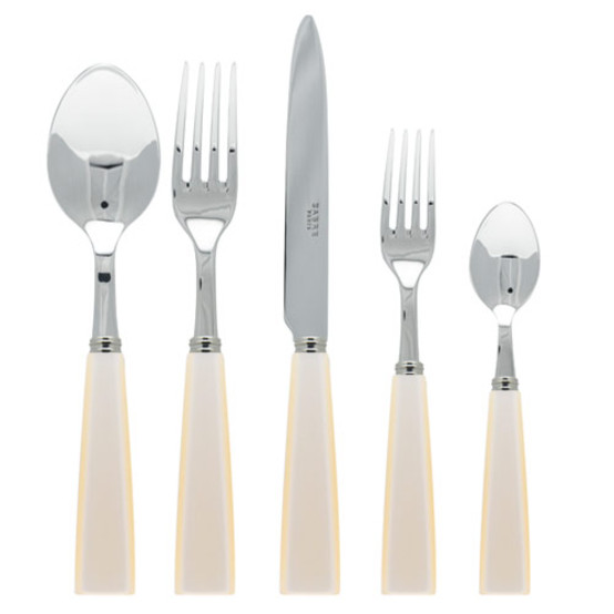 Natura 5 Piece Place Setting-Pearl