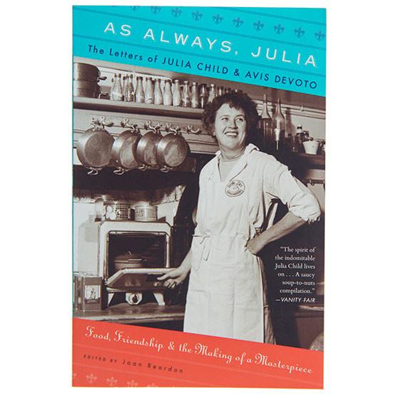 As Always, Julia