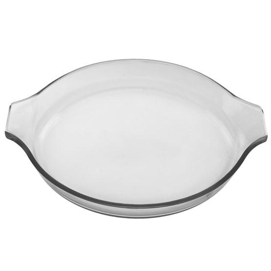 """Glass Quiche Dish 13.1"""" x 11.8"""""""