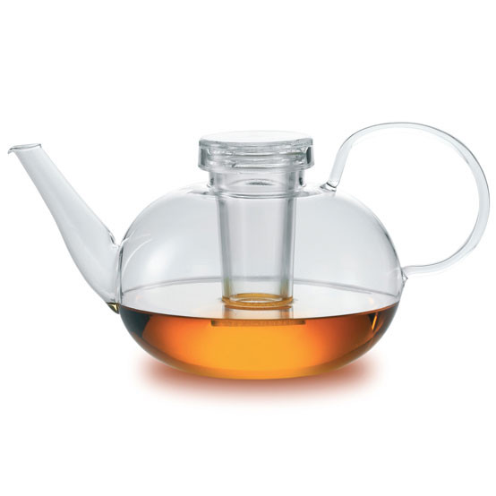 Wagenfeld Teapot w/ Lid and filter 50.6oz