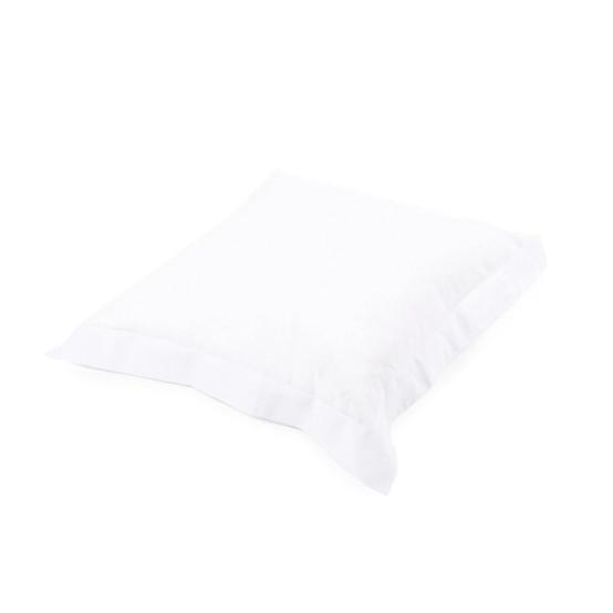 Geneva Super Euro Classic Pillow Sham in White