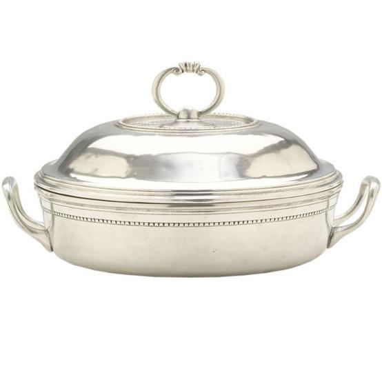 Toscana Round Pyrex Casserole Dish w/lid
