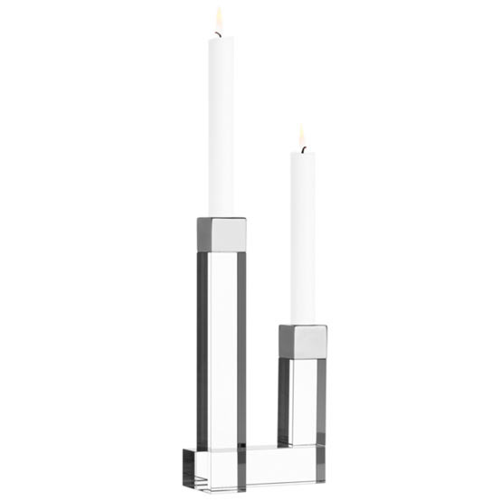 Chimney Candleholder 2 Arm