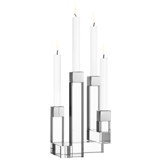 Chimney Candleholder 4 Arm