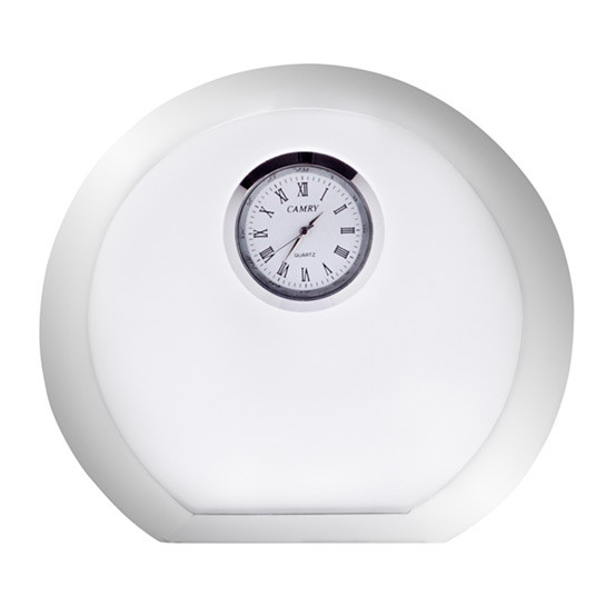 Vision Round Desk Clock