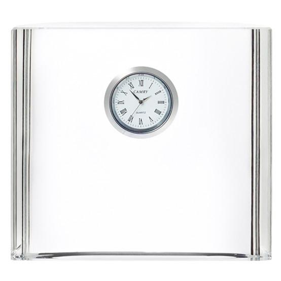 Vision Square Desk Clock
