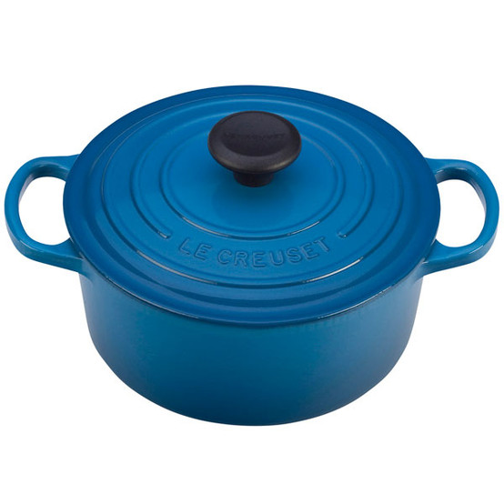 Signature Round French Oven 2 Qt
