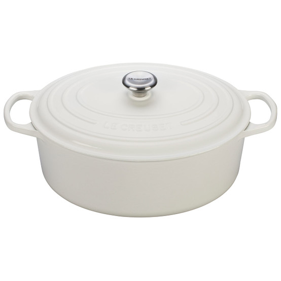 Signature Oval French Oven 9-1/2 Qt