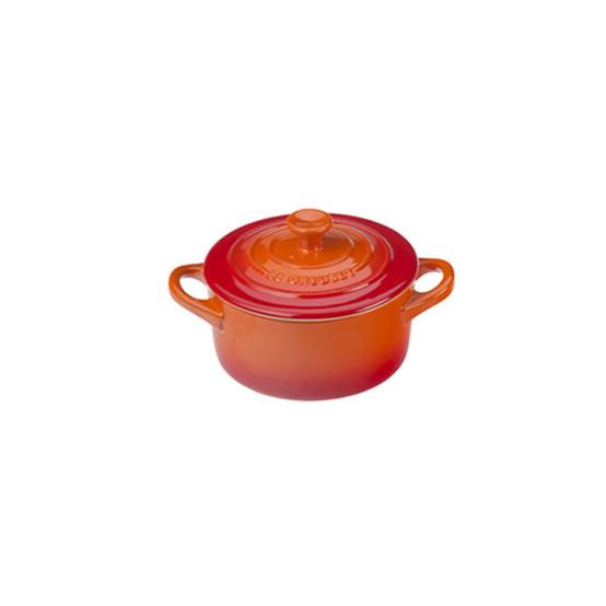 Mini Round Cocotte 8 oz