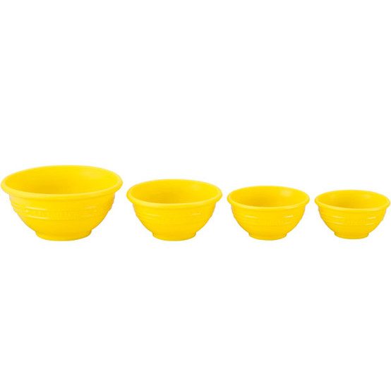 Silicone Prep Bowls (set of 4)