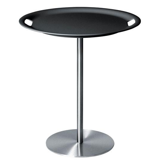 Op-La Table in Dark Grey