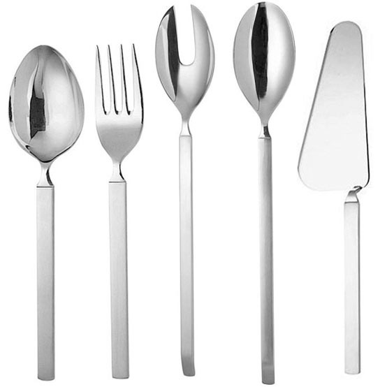 Dry Cutlery Serving Set