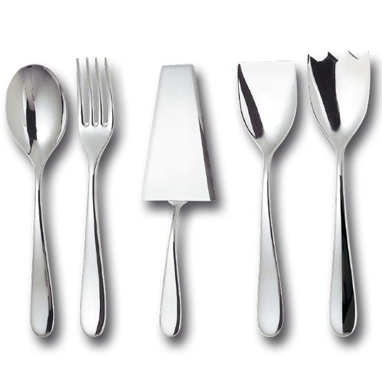Nuovo Milano Cutlery Serving Set