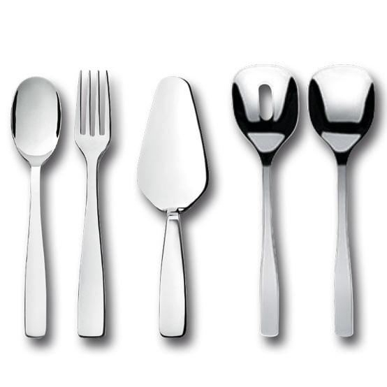 KnifeForkSpoon Serving Set