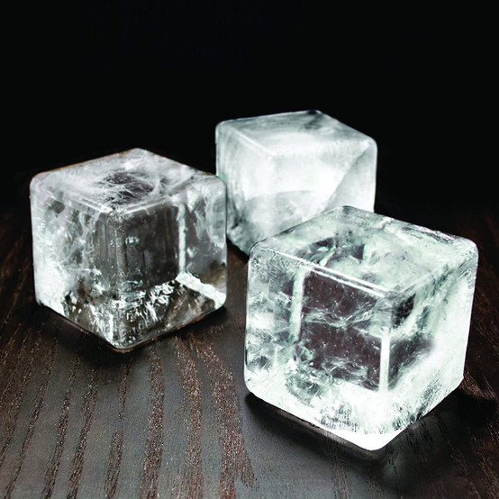 Colossal Cube Ice Mold