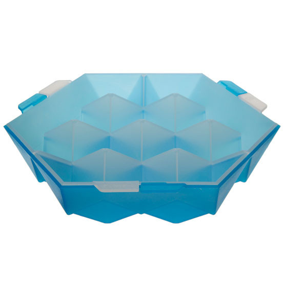 GIANT Ice Cube Tray in Blue
