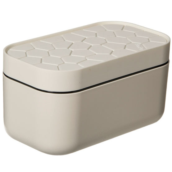 Ice Box in White