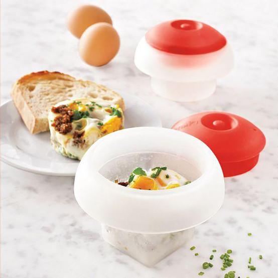 Square Ovo Egg Cooker