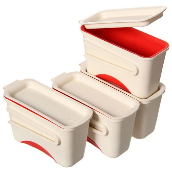 Portion Saver - 4 Compartments, 100 Ml